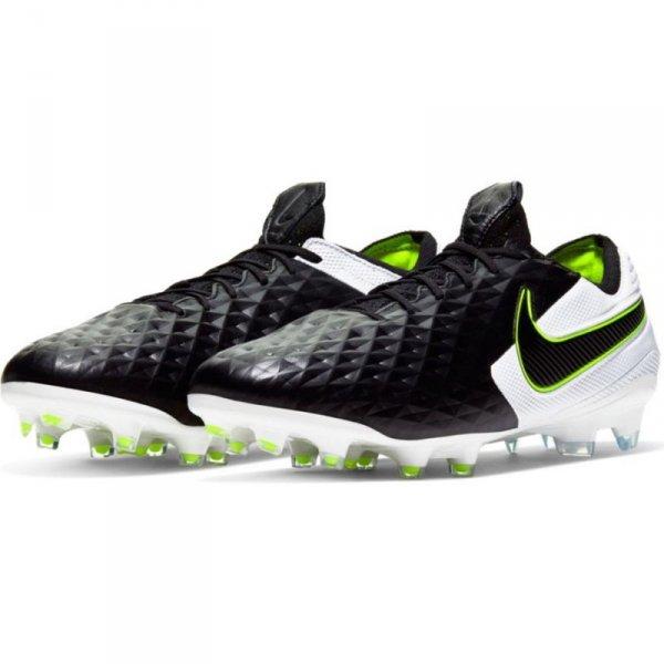 Buty Nike Tiempo Legend 8 Elite FG AT5293 007 czarny 45