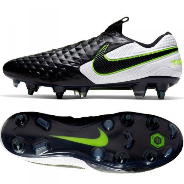 Buty Nike Tiempo Legend 8 Elite SG-Pro AC AT5900 007 czarny 44