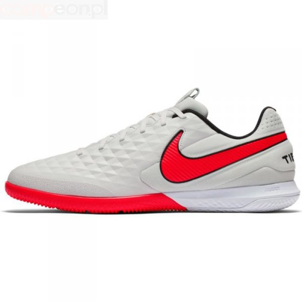 Buty Nike React Tiempo Legend 8 PRO IC AT6134 061 szary 42
