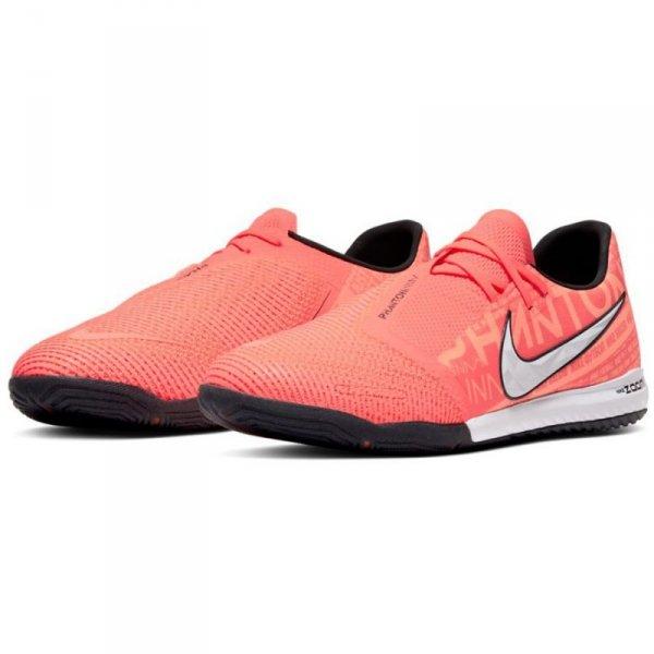 Buty Nike Zoom Phantom Venom Pro IC BQ7496 810 pomarańczowy 42