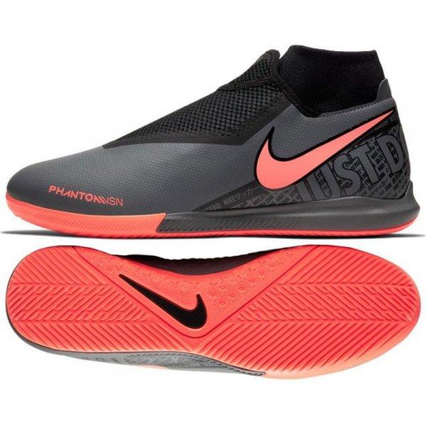 Buty Nike Phantom VSN Academy DF IC AO3267 080 szary 44