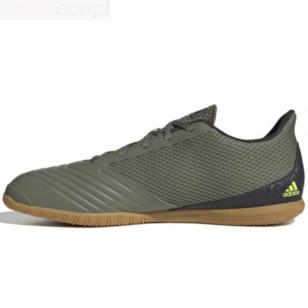 Buty adidas Predator 19.4 IN Sala EF8216 zielony 41 1/3