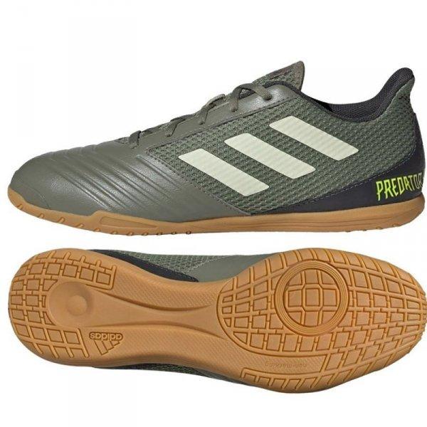 Buty adidas Predator 19.4 IN Sala EF8216 zielony 42