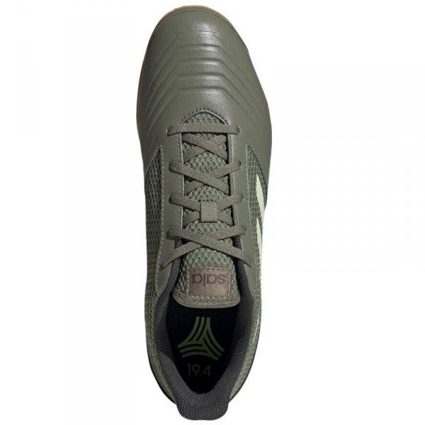 Buty adidas Predator 19.4 IN Sala EF8216 zielony 43 1/3