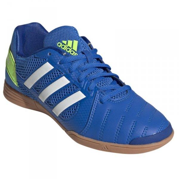 Buty adidas Top Sala J FV2632 niebieski 35