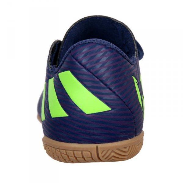 Buty adidas Nemeziz Messi 19.4 IN J EF1817 granatowy 31