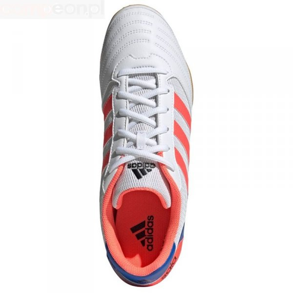 Buty adidas Super Sala IN FV2560 biały 47 1/3