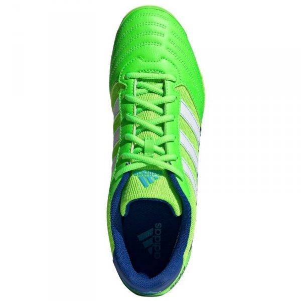 Buty adidas Super Sala IN FV2564 zielony 44
