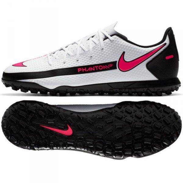 Buty Nike Phantom GT Club TF CK8469 160 biały 46