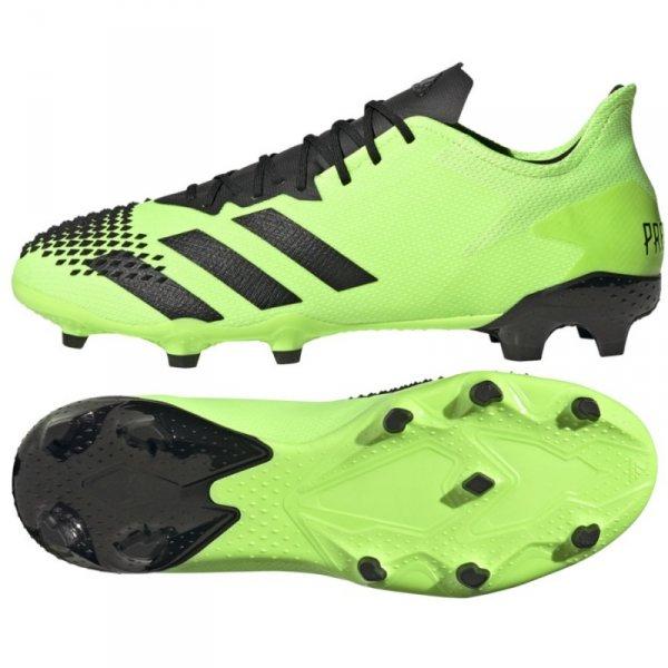 Buty adidas PREDATOR 20.2 FG EH2932 zielony 42 2/3