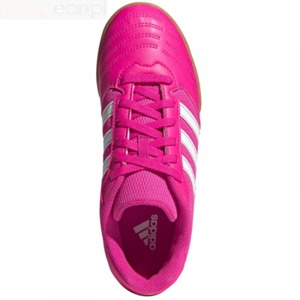 Buty adidas Super Sala J G55911 różowy 32