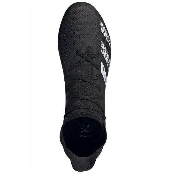 Buty adidas Predator Freak.3 SG FY1037 czarny 40 2/3