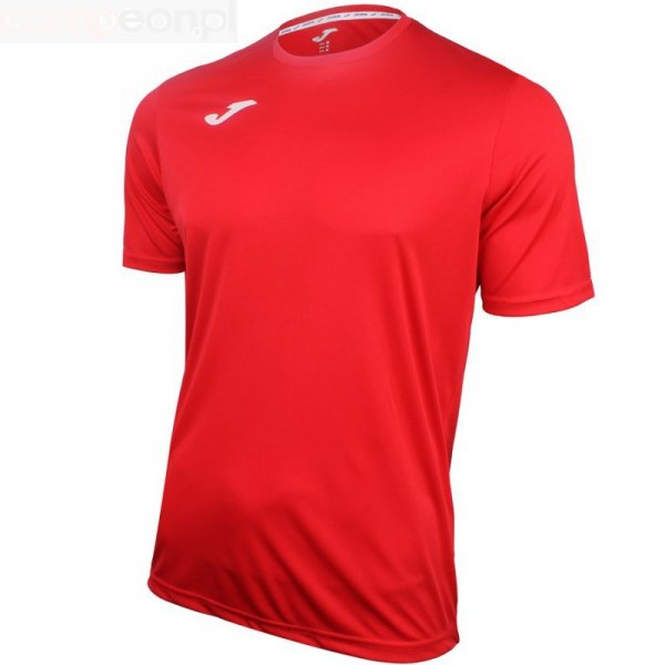 Koszulka Joma Combi 100052.600 czerwony 164 cm