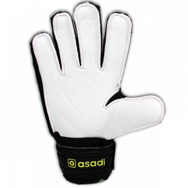 Rękawice Asadi Professional MODEL 022z czarny 6