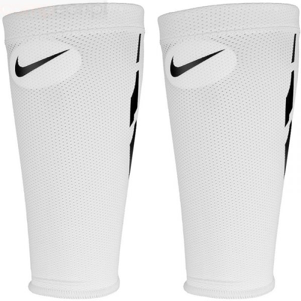 Opaski Nike Guard Lock Elite Sleeves SE0173 103 biały M