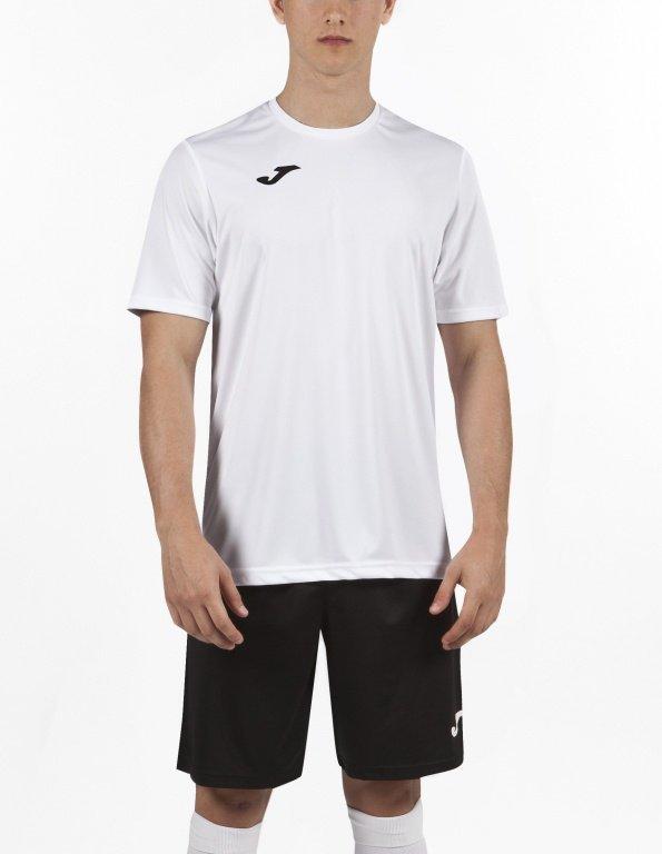 Koszulka Joma Combi 100052.200 biały 164 cm