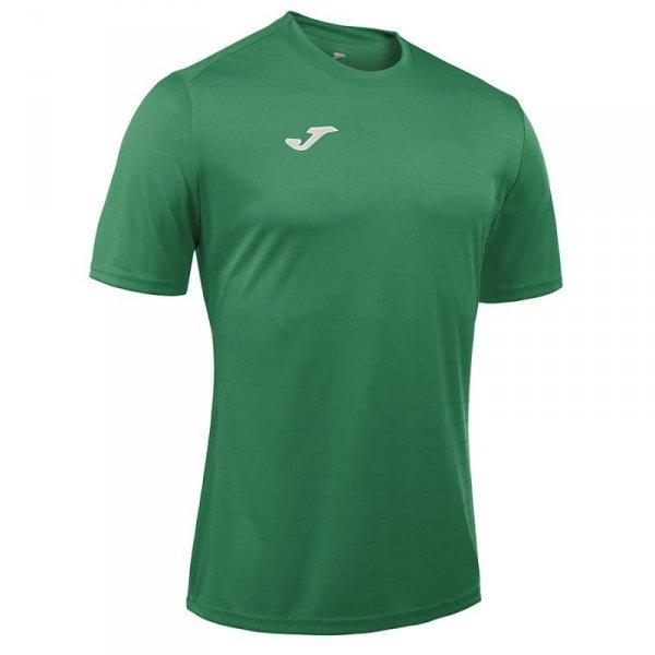 Koszulka Joma Campus II 100417.450 zielony 140 cm