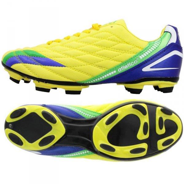 Buty Atletico FG żółty 40
