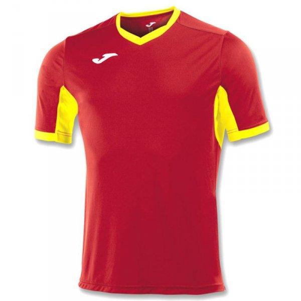 Koszulka piłkarska Joma Champion IV 100683.609 czerwony 104 cm