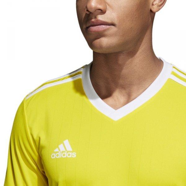 Koszulka adidas Tabela 18 JSY CE8941 żółty XXL