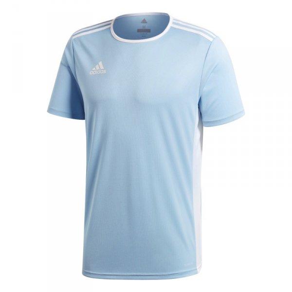 Koszulka adidas Entrada 18 JSY CD8414 niebieski L
