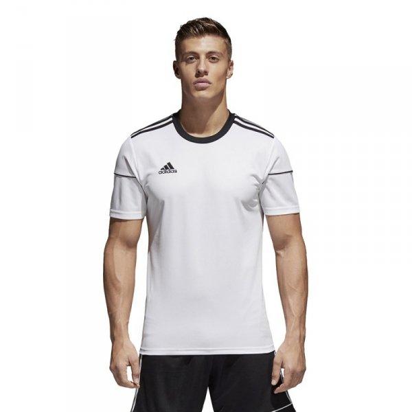 Koszulka adidas Squadra 17 JSY BJ9175 biały 140 cm