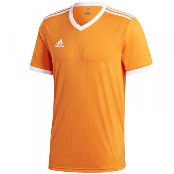 Koszulka adidas Tabela 18 JSY CE8942 pomarańczowy M