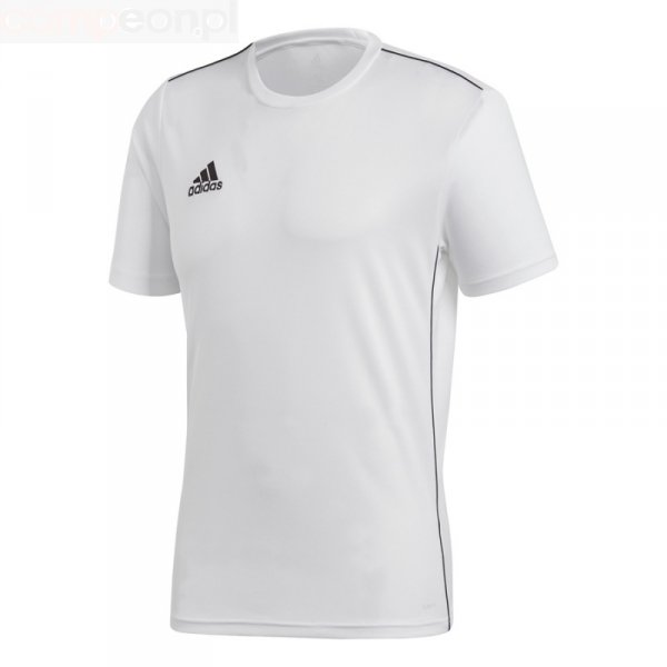 Koszulka adidas Core 18 JSY CV3453 biały XL