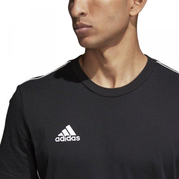 Koszulka adidas Core 18 Tee CE9063 czarny XS