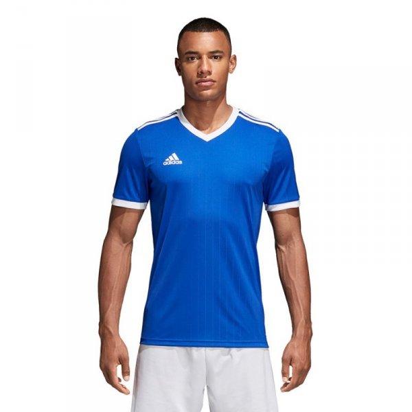 Koszulka adidas Tabela 18 JSY CE8936 niebieski 116 cm