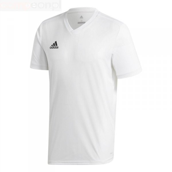 Koszulka adidas Tabela 18 JSY CE8938 biały 116 cm