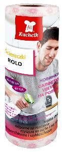 KUCHCIK ŚCIERECZKI ROLO A40