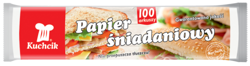 KUCHCIK 2104 PAPIER ŚNIADANIOWY A100