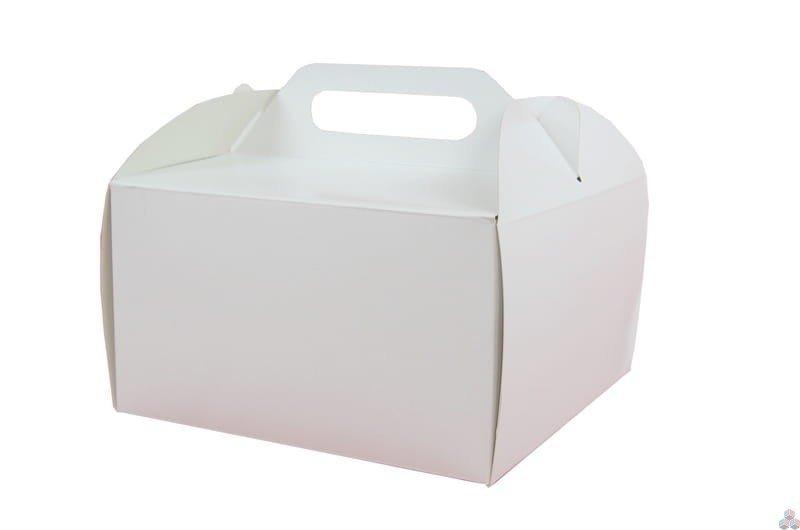 Karton składany tort  30/30/15 A50
