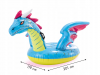 Dmuchany materac smok Dragon 201x191 intex 57563