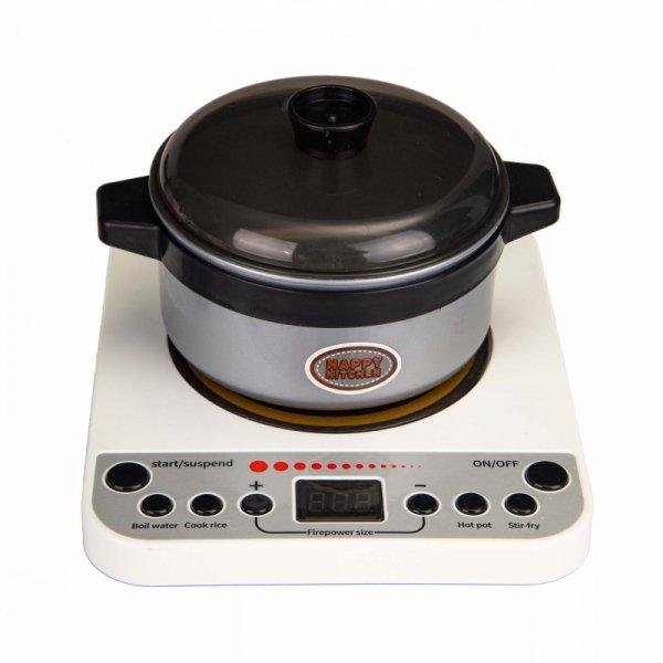 Mini kuchnia grill akcesoria do kuchni dla dzieci