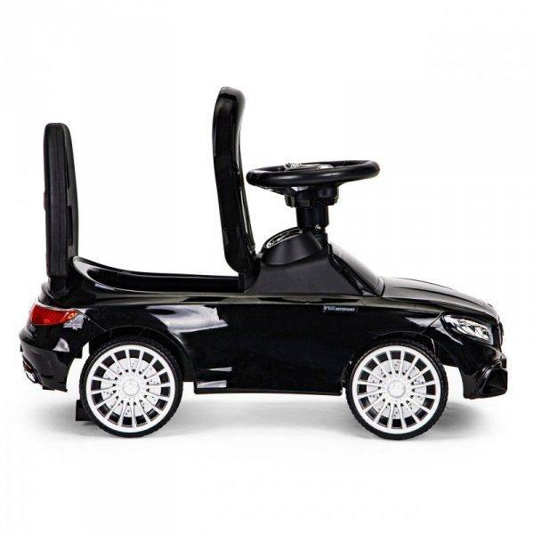 Jeździk Mercedes AMG led czarny