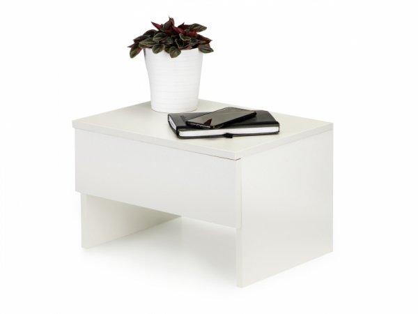 Szafka nocna stół stolik nocny z szufladą komoda