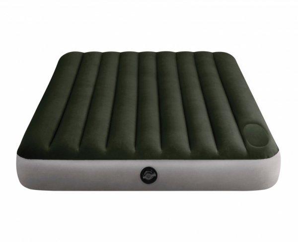 Duży materac dmuchany łóżko do spania z pompką INTEX 64762