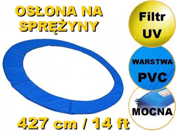 Osłona sprężyn do trampoliny 427 430cm 14ft
