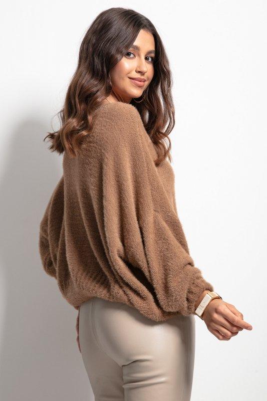 Sweter F1070- Carmel -2