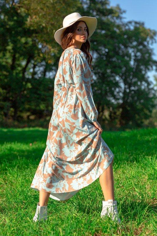 Sukienka maxi F1093 - 6