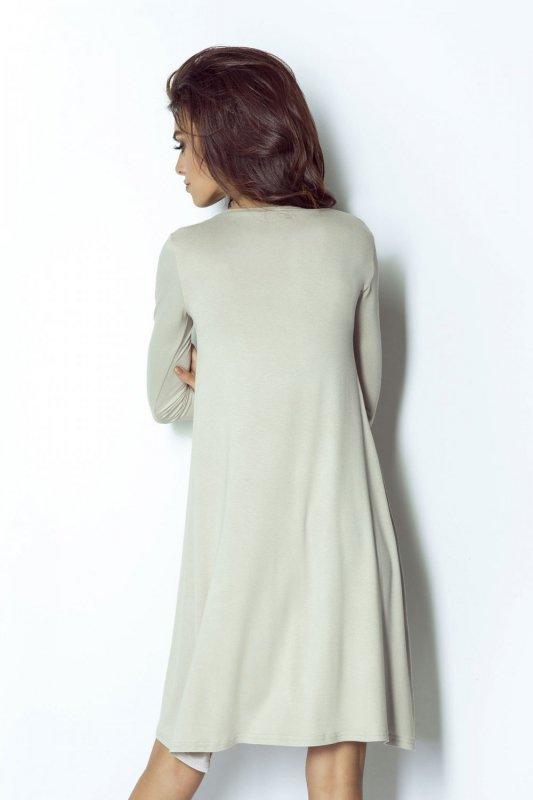 Sukienka Amelya - Beż - Ivon