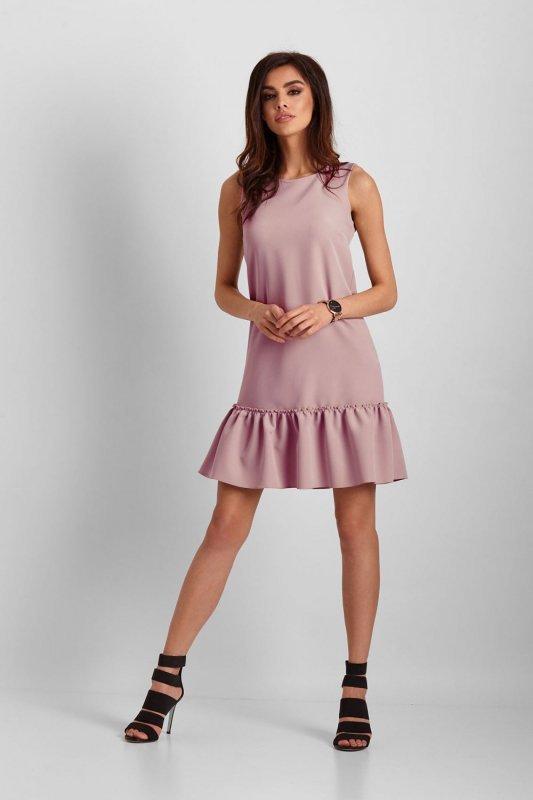 Elegancka sukienka Lorena bez rękawów - StreetStyle 652