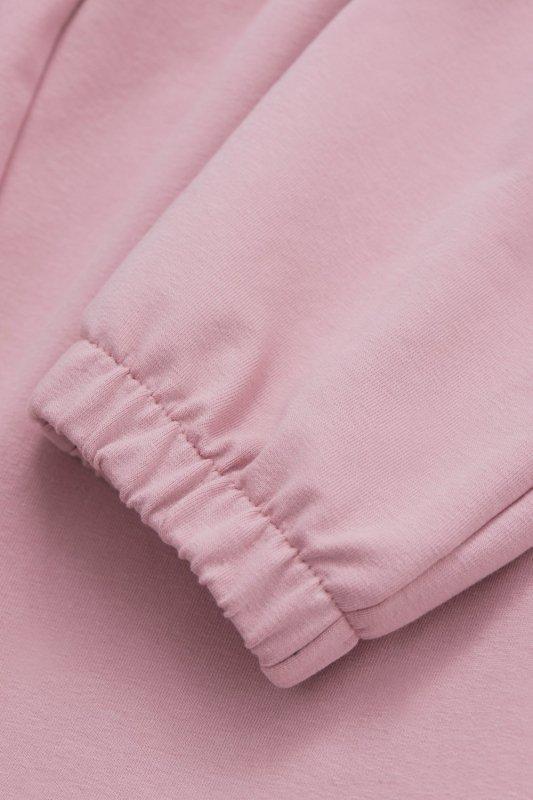 Komplet dresowy Classic - Róż - StreetStyle