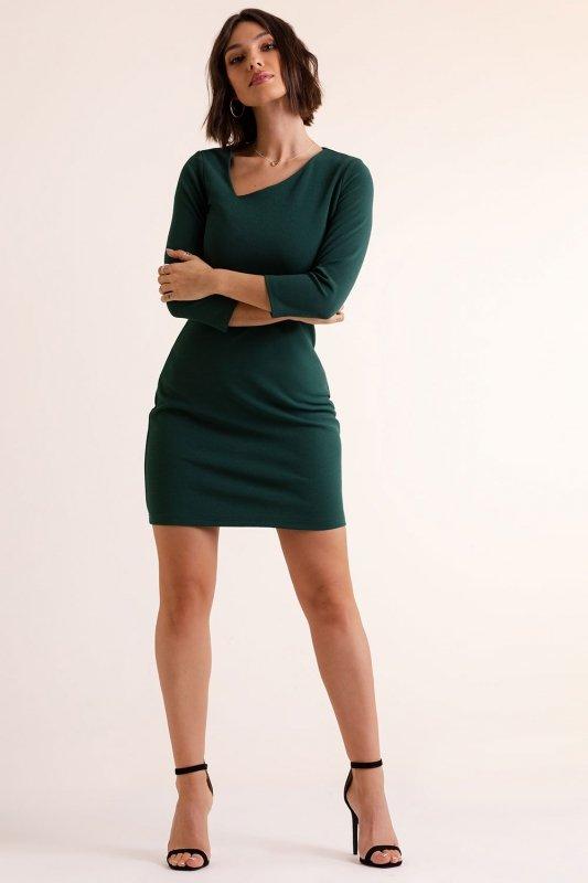 Sukienka Bambi - Zielona - 5