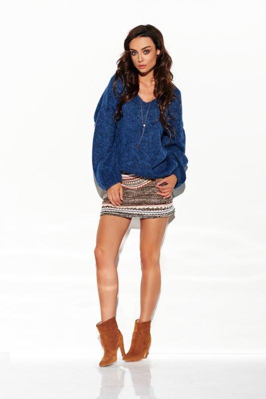 Sweter z dużym dekoltem - StreetStyle LSG111