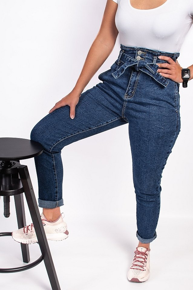 Jeansy mom fit - StreetStyle - 6
