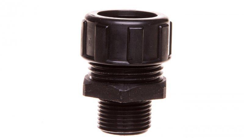 Dławnica do węża osłonowego M20 IP65 SILVYN MPC M20/2 czarna 55502463