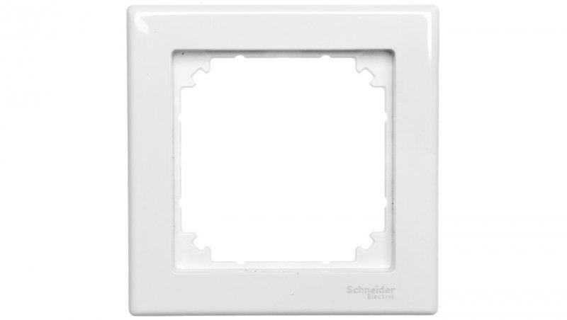 Merten M-Smart Ramka pojedyncza biała MTN478125